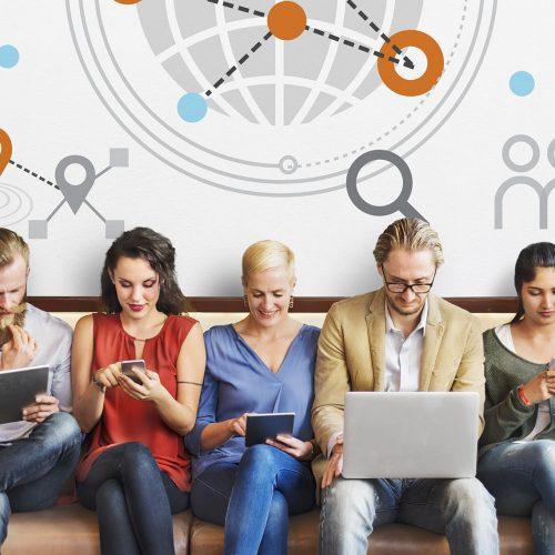 ניהול נוכחות דיגיטלית